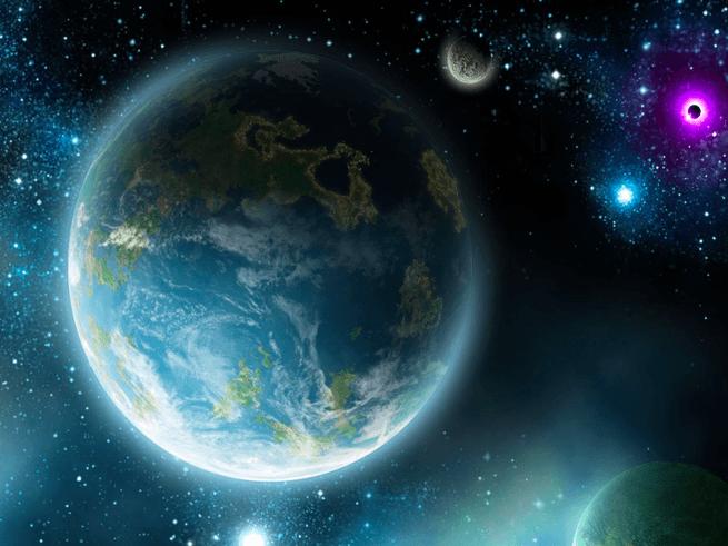 В Планетарии Санкт-Петербурга можно увидеть Млечный Путь
