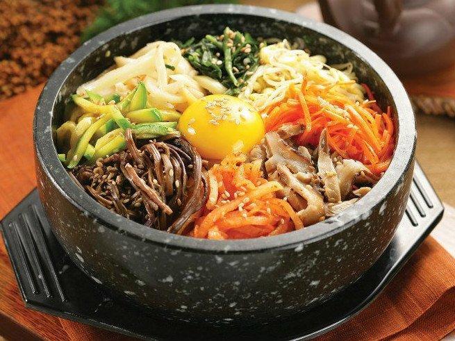 Лучшее из корейской кухни