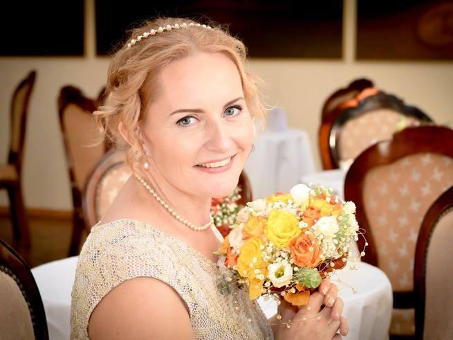Эстонка вышла замуж сама за себя