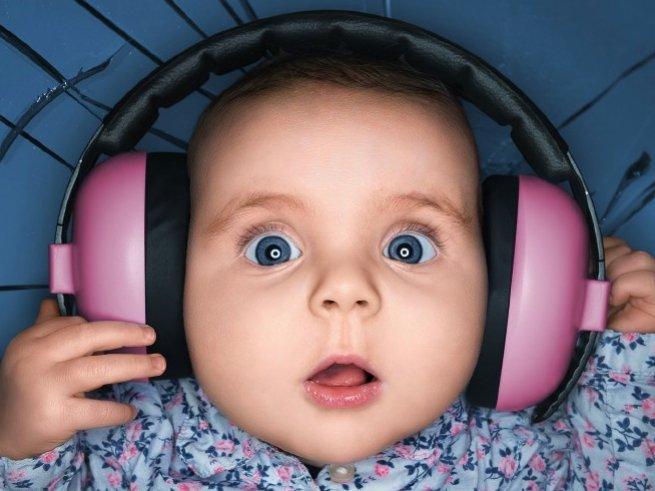Классическая музыка для новорожденных детей