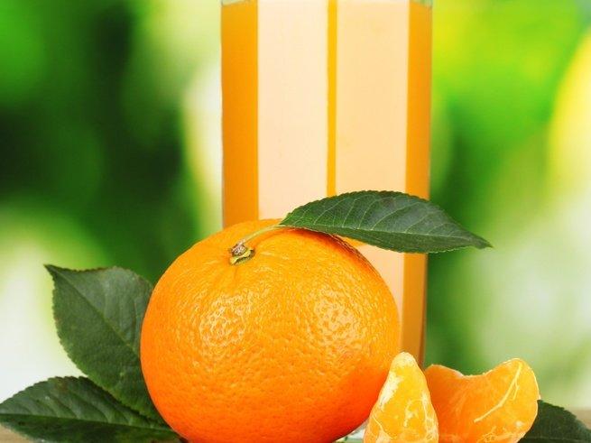 Польза мандарина для организма
