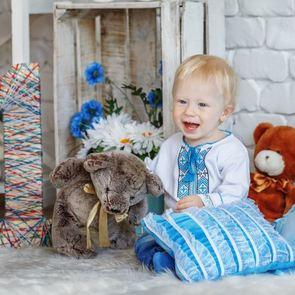 Как праздновать первый день рождения крохи