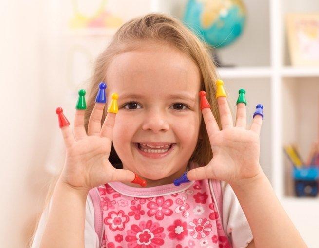 Первый-второй: 7 игр, которые научат малыша считать