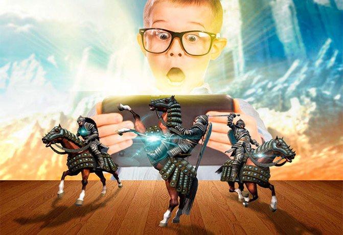 Что такое живые 3D-раскраски?