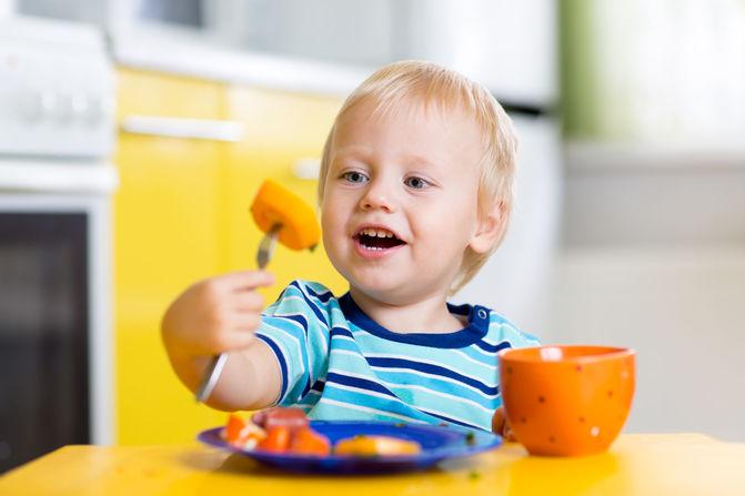 Питание детей. Обед №2