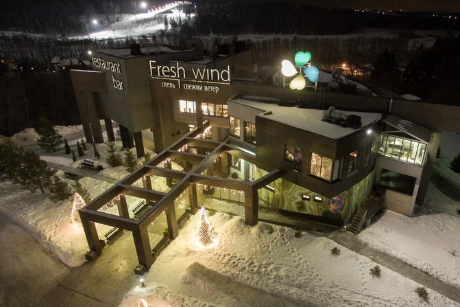 SPA-отель «Свежий ветер»