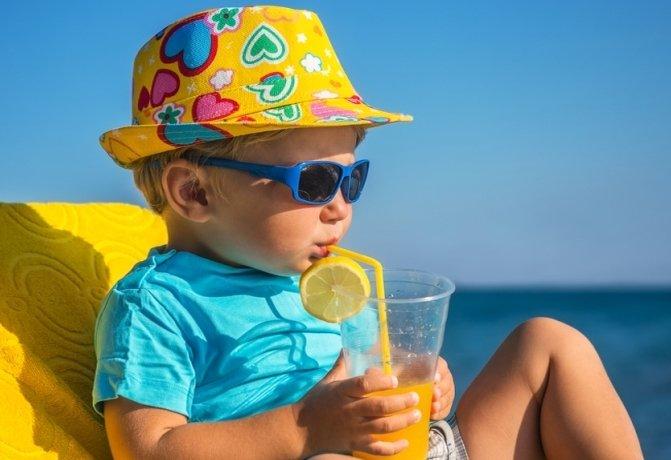 Как организовать досуг для детей летом?