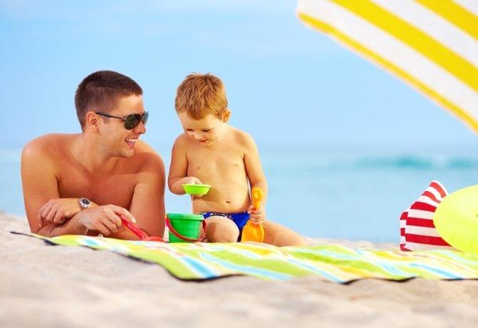 Игры летом в городе для детей на пляже и у воды