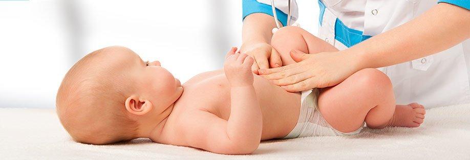Гастроэнтеролог детский