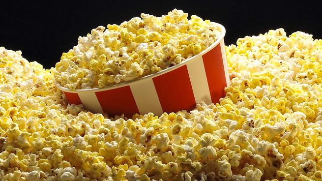 Как сделать попкорн из кукурузы сырой