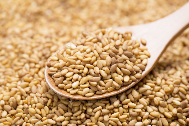 Семена льна кальций