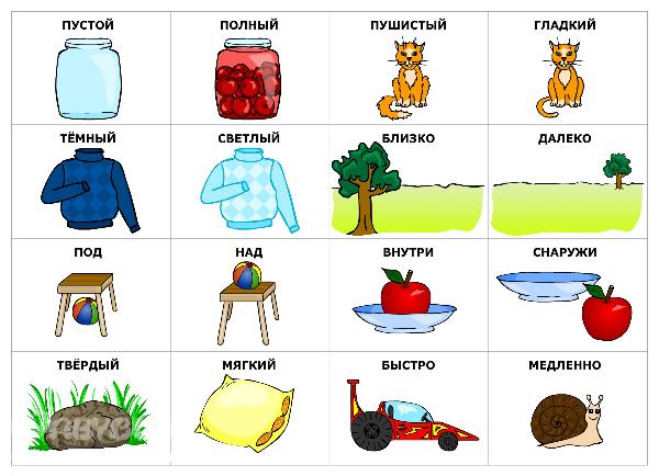 картинки всемирным игры с картинками на прилагательные взятия тбилиси