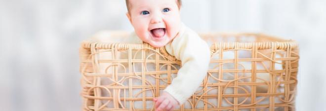 Развитие малыша от 0 до 1 года
