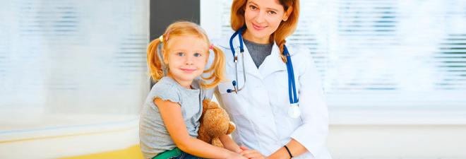 Здоровье ребенка от 1 до 3 лет