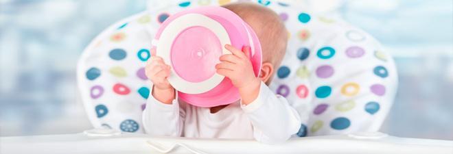 Питание ребенка от 1 до 3 лет