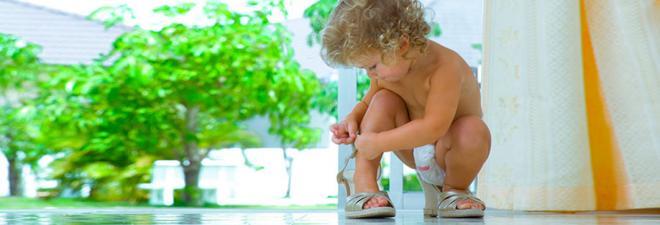 Воспитание ребенка от 1 до 3 лет