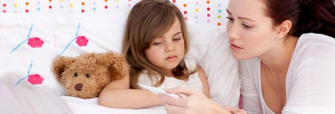 Здоровье детей от 3 до 7 лет