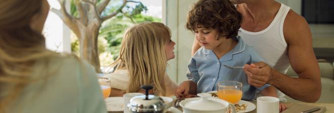 Питание детей от 3 до 7 лет