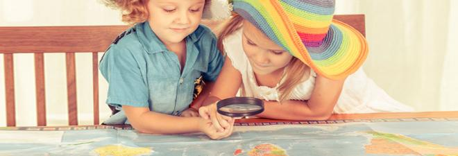 Развитие детей от 3 до 7 дет