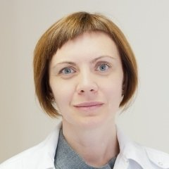 Татьяна Федина