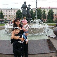 Наталья Камынина