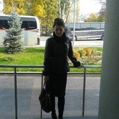 Ольга Рабаданова