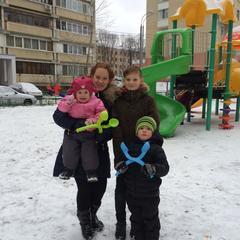 Наталья Верова