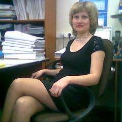 Наталья Кудрина