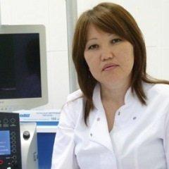 Лариса Шагдарова
