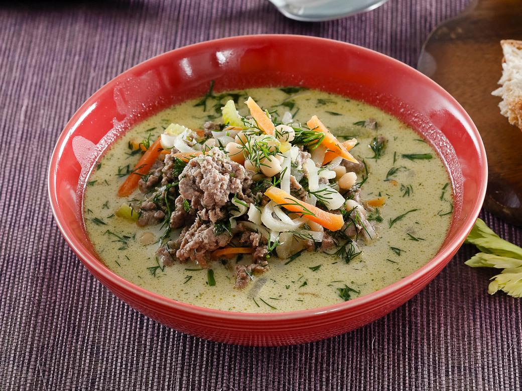 Варим оригинальные супы. Очень легкие в приготовлении