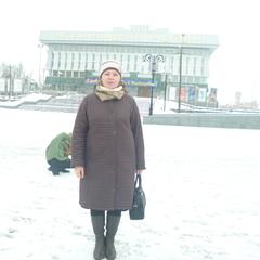 Марина Пестова