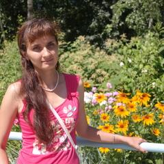 Ирина Новокрещенова