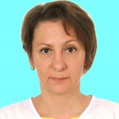 Оксана Шалупова
