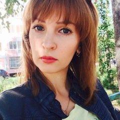 Олеся Воропаева