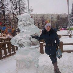 Анастасия Неклюдова