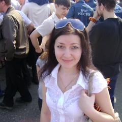 Анжелика Копышева