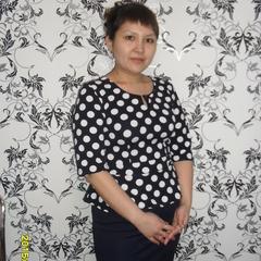 Айнара Бикмухаметова