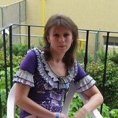 Яна Прокунина