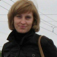 Nadezda Ponomareva Пономарева