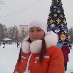 Диляра Ферапонтова