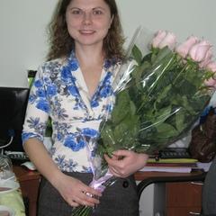 Ольга Смыкова