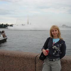 Наталия Бурлакова