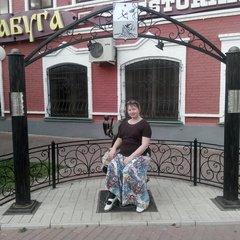 Марина Соколова