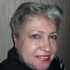 Зинаида Мещерякова