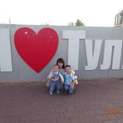 Анна Левочкина