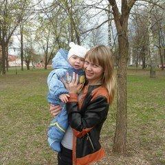 Алёна Охнякова