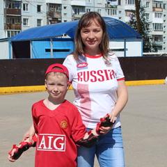 Ирина Шеблова
