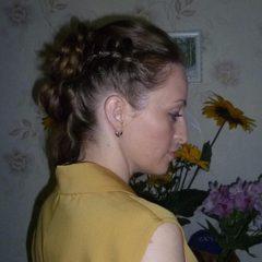 Ольга Сапарина