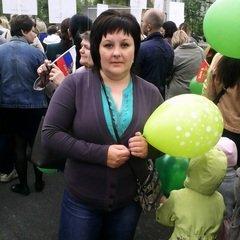 Елена Подкопаева