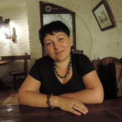 Оксана Куликова
